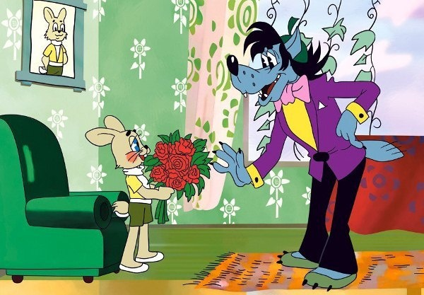 """Художник """"Ну, погоди!"""" признался, что заяц в мультфильме был девочкой"""