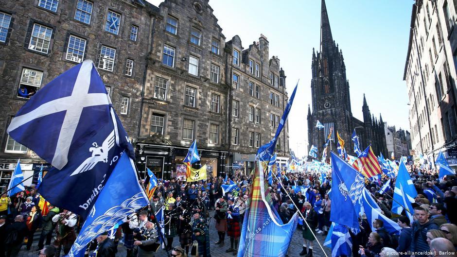 Россия вмешивалась в результаты референдума о независимости Шотландии в...