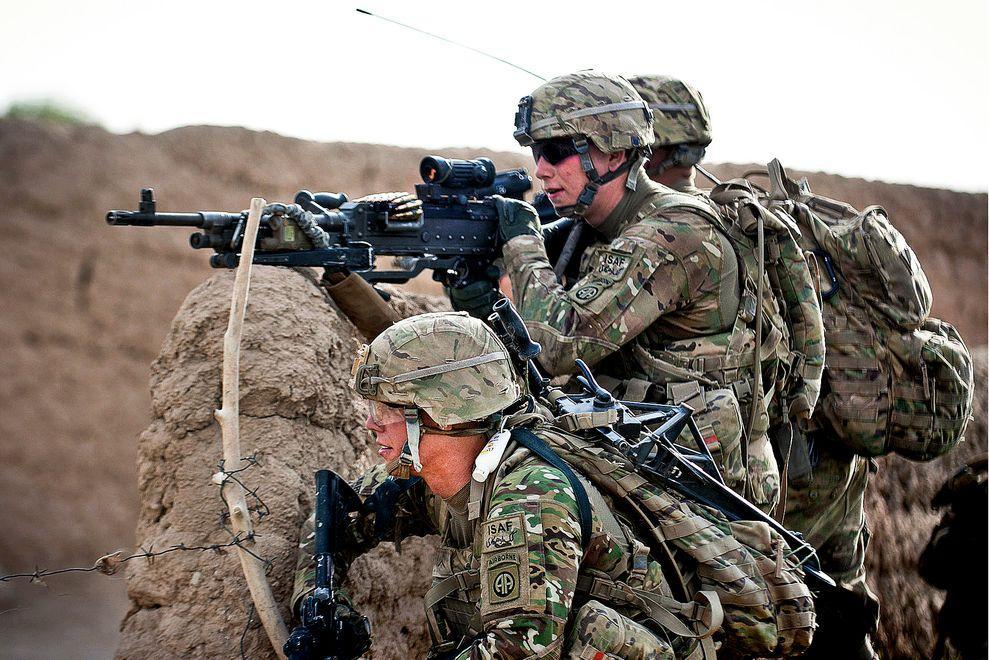 Соглашение между США и талибами: американцы готовы вывести из Афганистан...