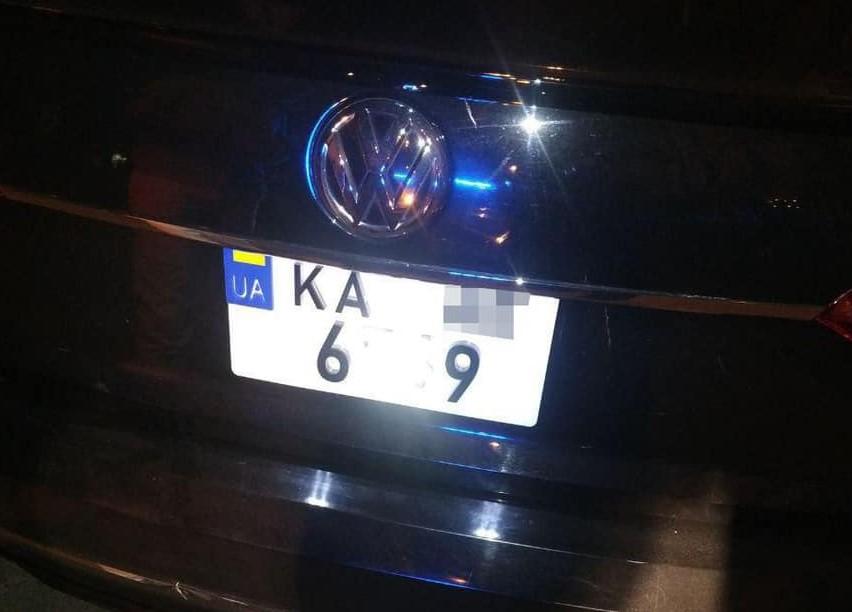 """Водители """"маскируют"""" свои номерные знаки, чтобы не получить штраф за пре..."""