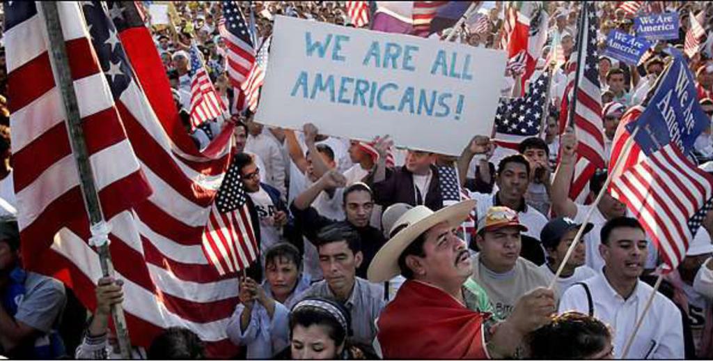 В США подсчитали, во сколько американцам обходятся нелегальные иммигрант...