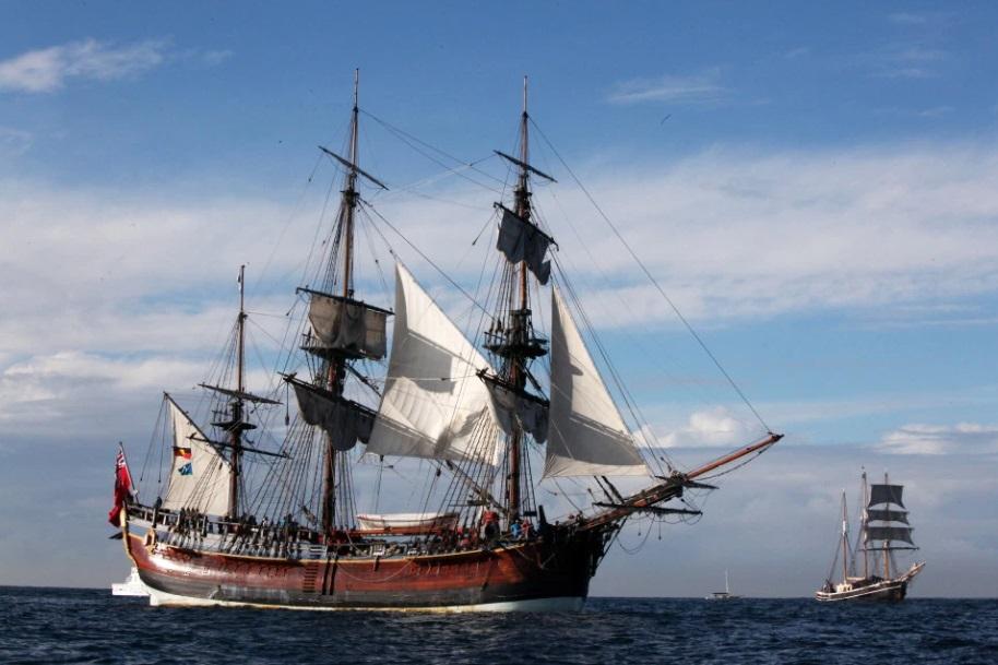 У побережья Род-Айленда найден знаменитый корабль капитана Кука