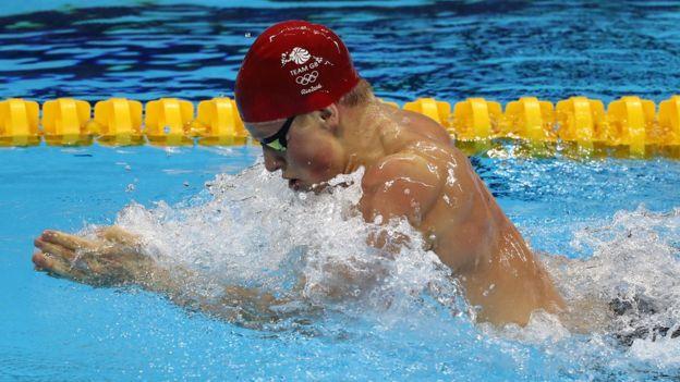 В первый день Олимпиады было установлено три рекорда по плаванию