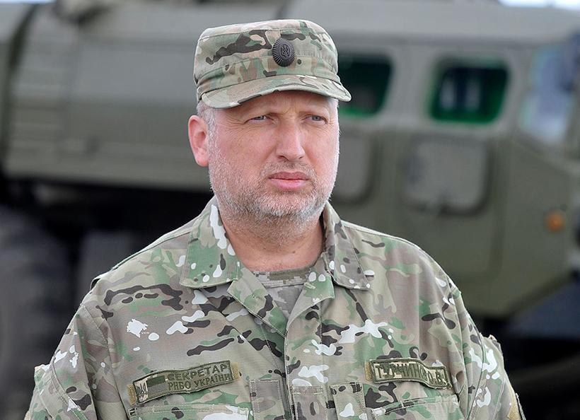 Турчинов рассказал о рекорде Укроборонпрома