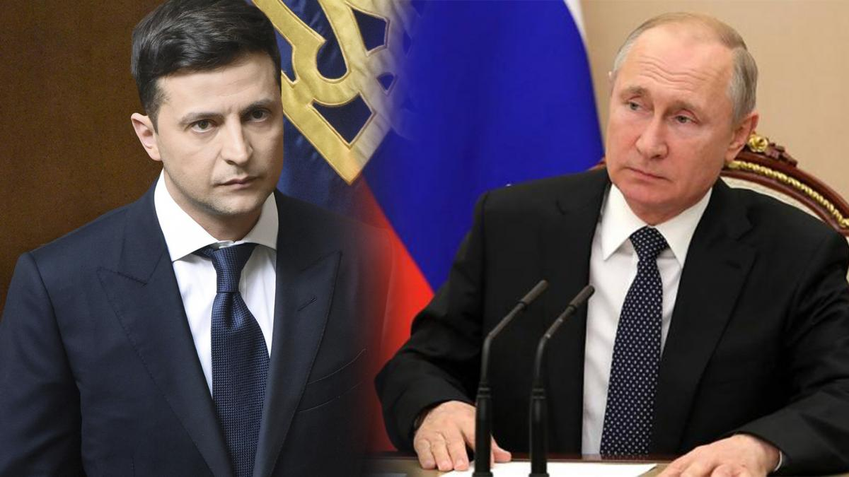 У президента рассказали, как выглядит диалог Зеленского с Путиным