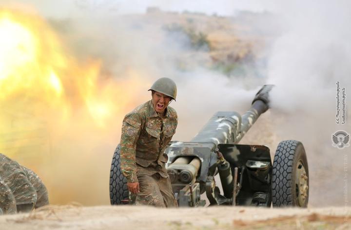 Погиб герой самой известной фотографии нынешней карабахской войны