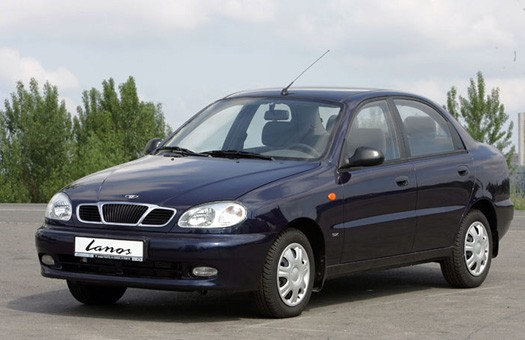ЗАЗ остановил производство автомобилей Lanos