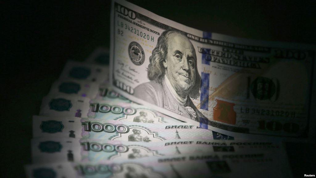Курс доллара в России подскочил выше 60 рублей