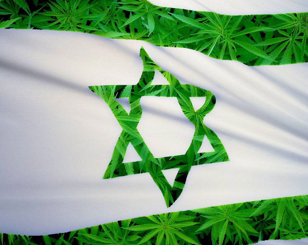 Израиль легализовал домашнее употребление марихуаны
