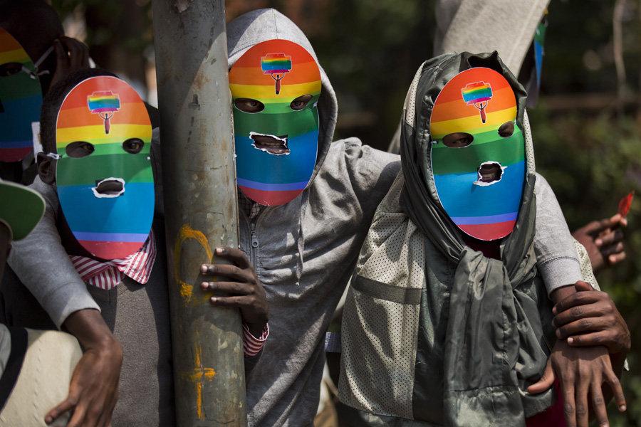 В Ботсване легализованы гомосексуальные отношения