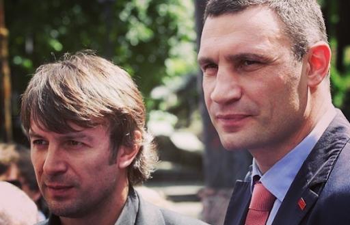 Шовковский идет на местные выборы в команде Кличко