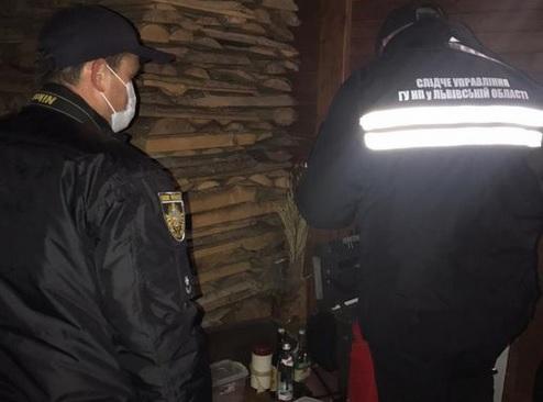 Во Львовской области женщина застрелила двух дочек и покончила с собой