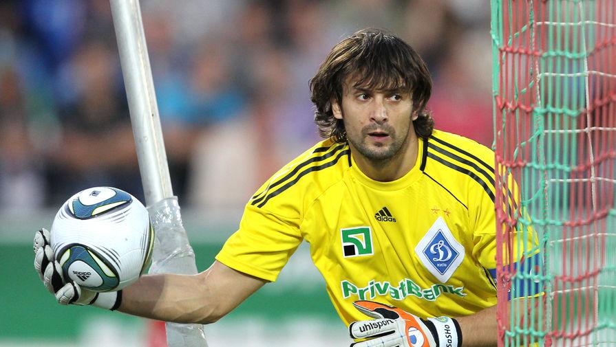 Шовковский включен в топ-5 лучших вратарей Лиги чемпионов