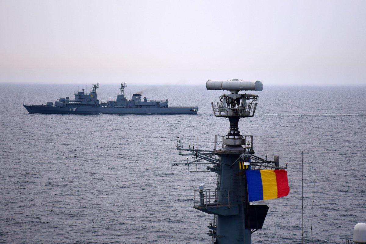 Российские корабли вышли в Черное море из-за учений НАТО