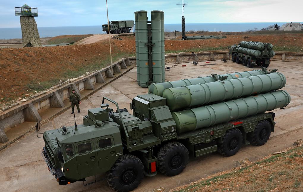 С-400 будет стрелять более дальнобойной ракетой