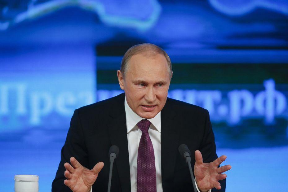 Путин надеется, что ему удастся когда-нибудь познакомиться с Зеленским