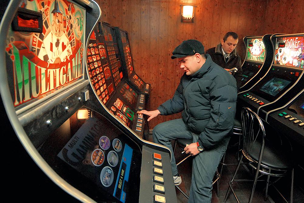 игровые автоматы, казино, легализация, Украина, фото