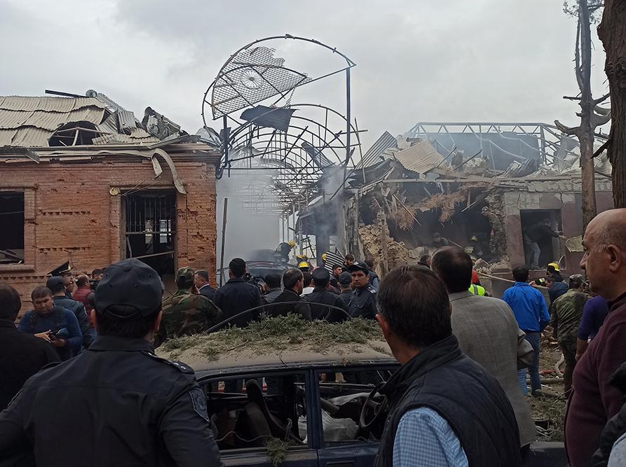 ООН: В Карабахе используют кассетные бомбы. Известно о гибели 53 граждан...