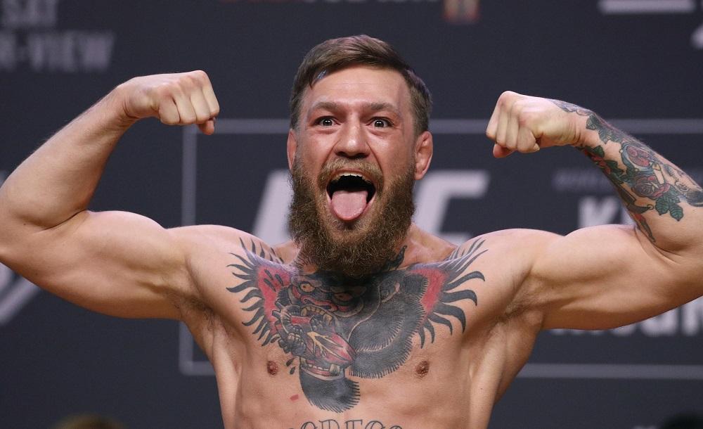 Бывшего чемпиона UFC Конора МакГрегор задержали за эксгибиционизм