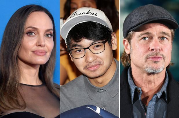 Мэддокс Джоли-Питт впервые прокомментировал развод родителей