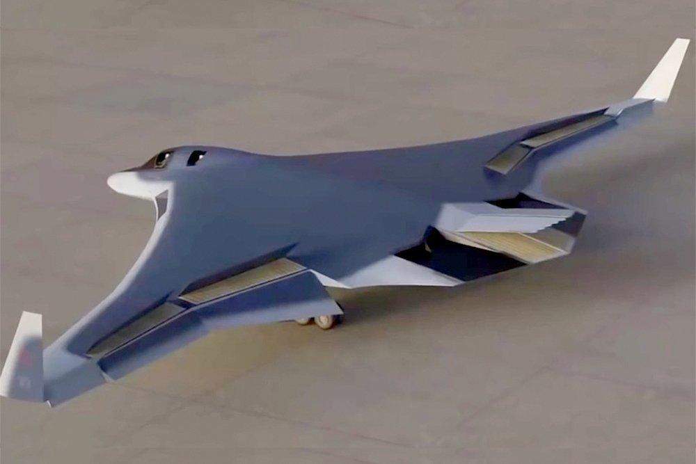 В России начали строить опытный образец нового стелс-бомбардировщика