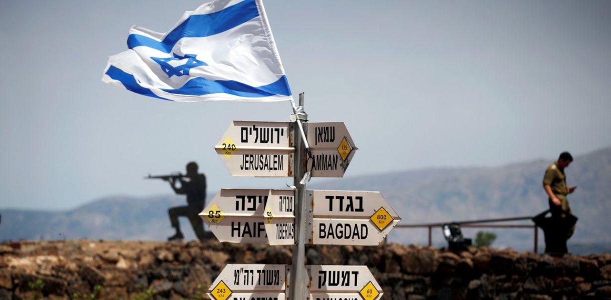 Король Саудовской Аравии отверг контроль Израиля над Голанскими высотами