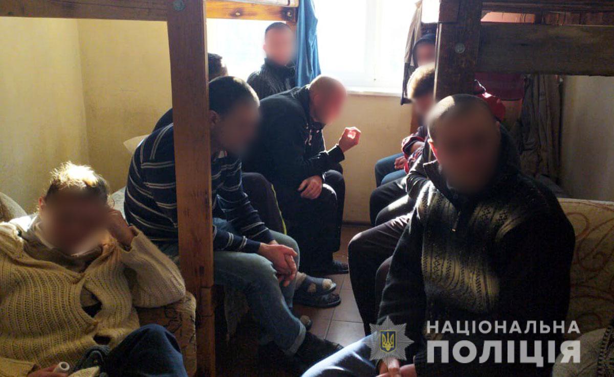 В Мариуполе из трудового рабства спасли более 30 человек