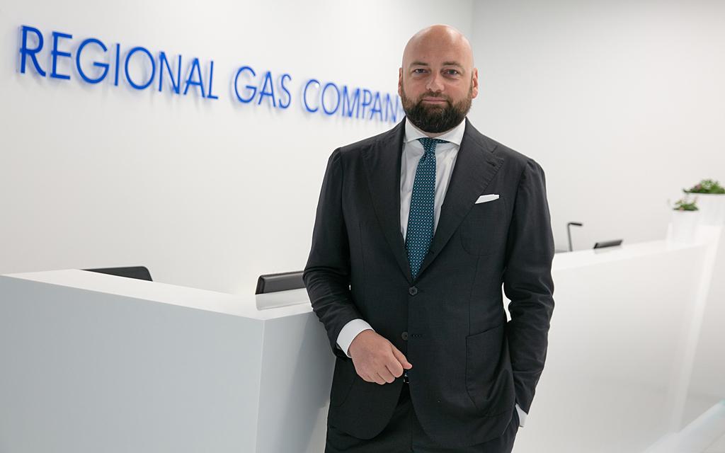Олег Никоноров: «На газовому ринку небуло сервісу дляклієнтів.  Ми йог...