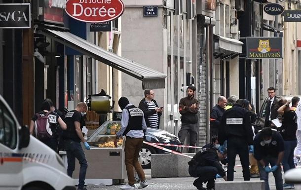 Взрыв в Лионе: Полиция задержала двоих подозреваемых
