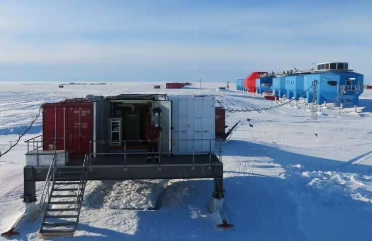 Автономная антарктическая станция проработала 4 месяца без людей