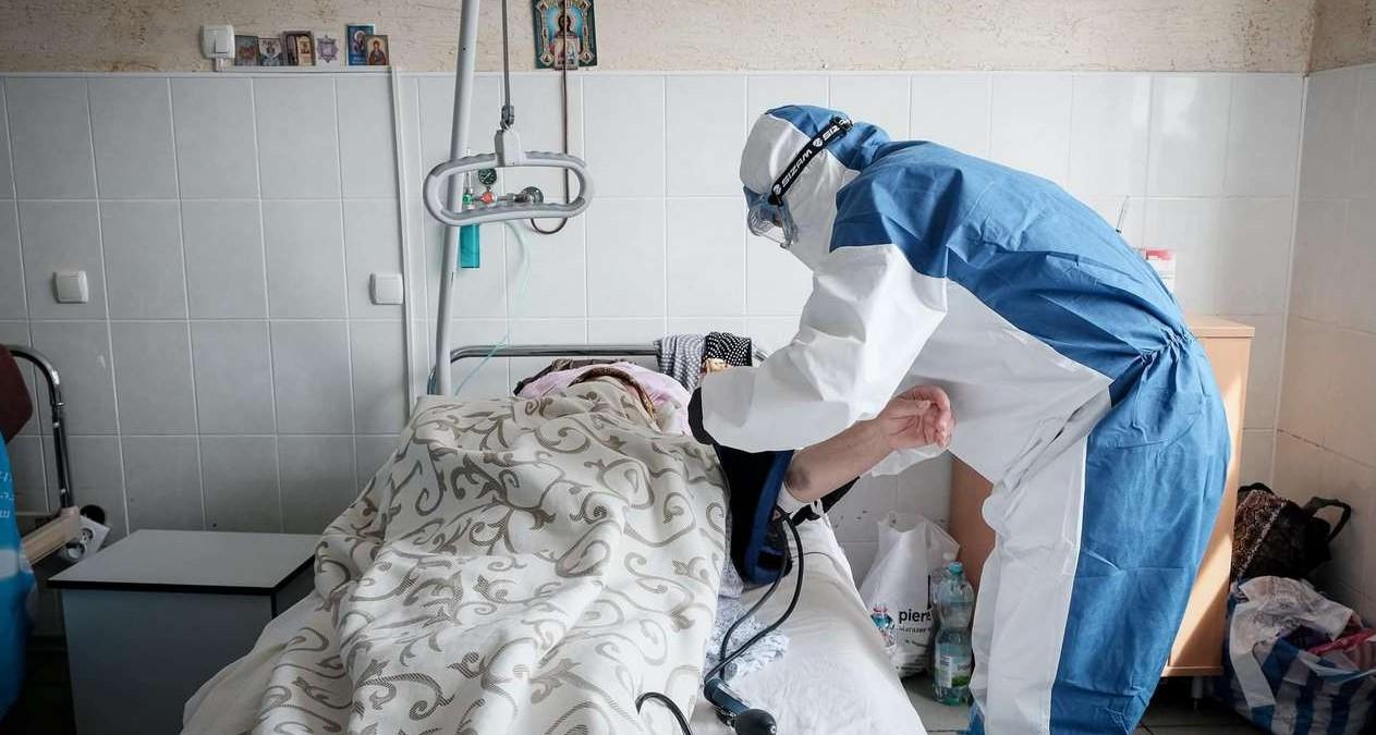 Статистика коронавируса в Украине на 6 июня: прирост COVID-19 третий ден...