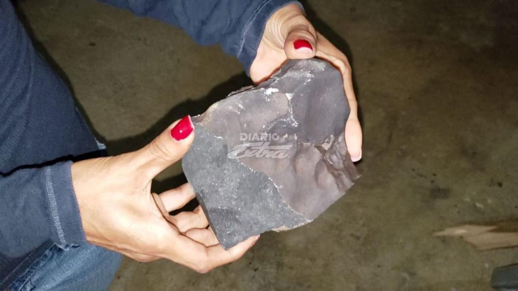 В Коста-Рике метеорит пробил крышу жилого дома