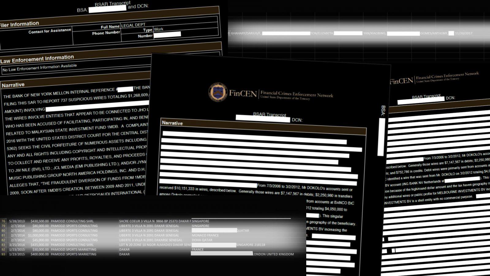 Публикация данных финразведки США обрушила акции ведущих банков мира