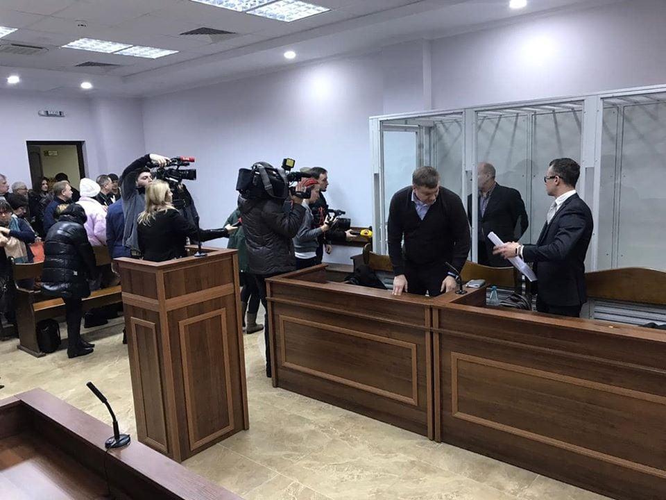Обвиняемого в убийстве ветерана АТО в Киеве посадили на 13 лет