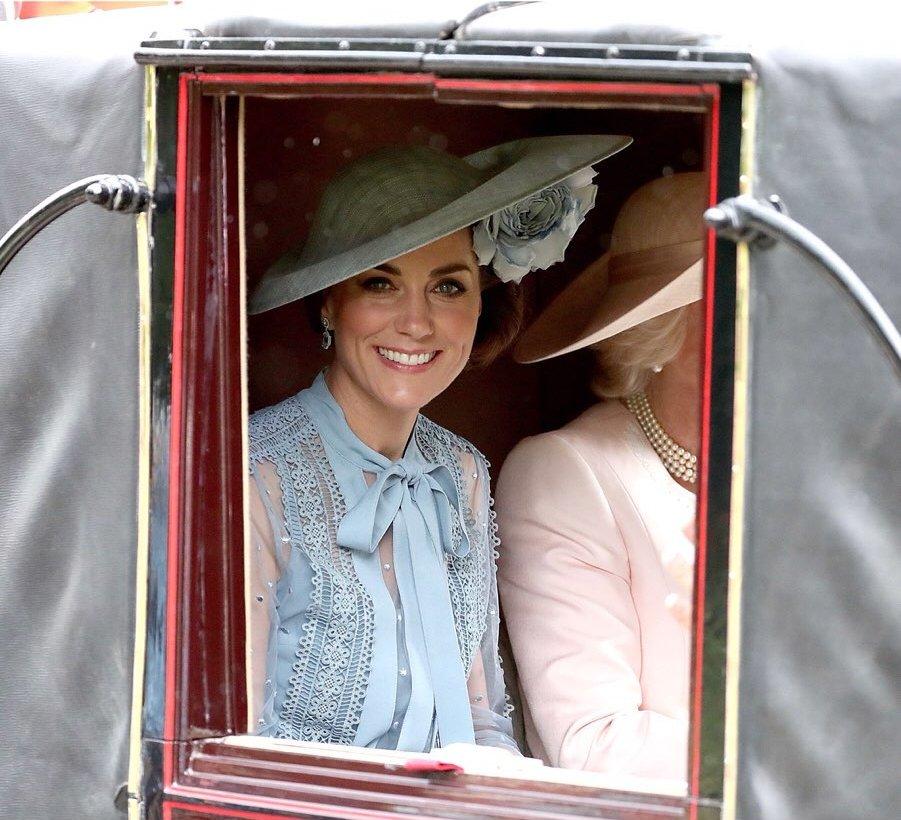 Кейт Миддлтон, образы герцогини Кембриджской, фото