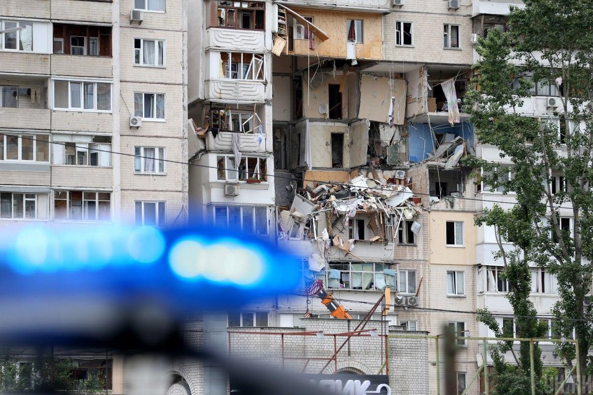 Все пострадавшие в результате взрыва многоэтажки на Позняках, получили н...