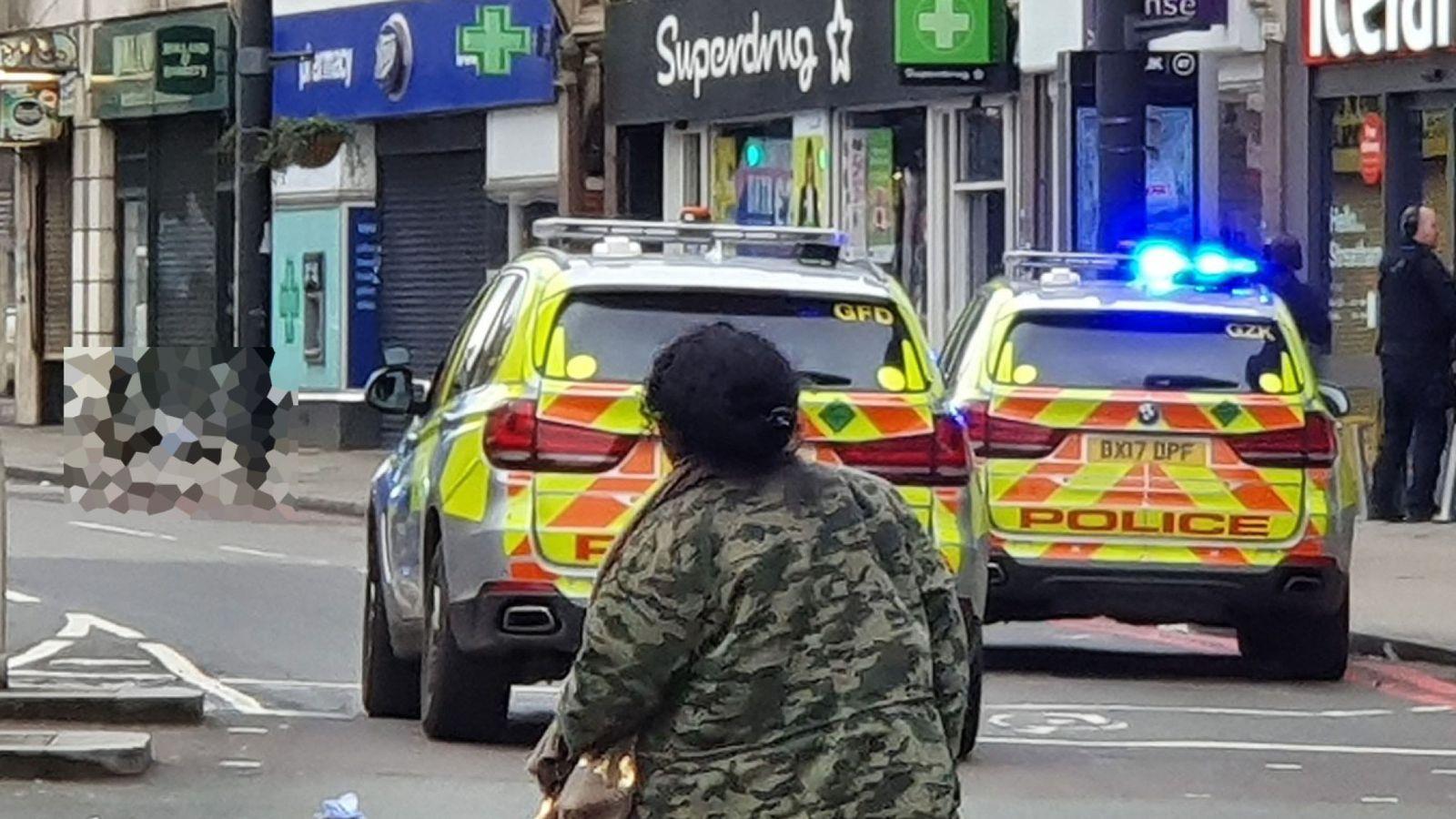 В Лондоне произошел теракт, нападавшего застрелили