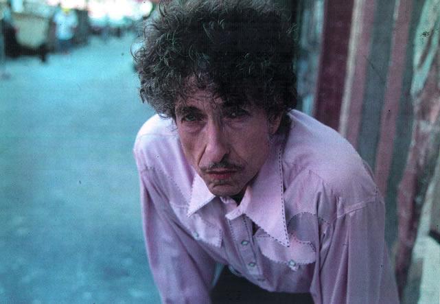 Боб Дилан записывает новый альбом