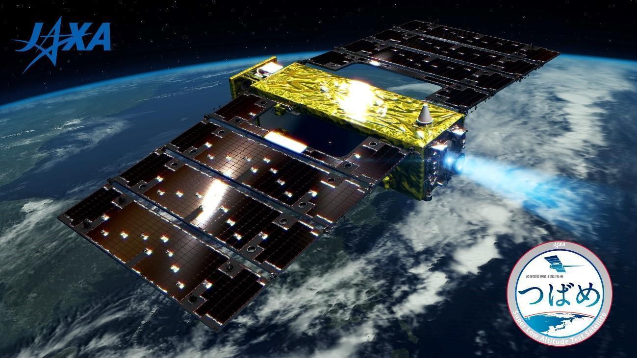 Пробил дно. Японский спутник неделю проработал на сверхмалой высоте