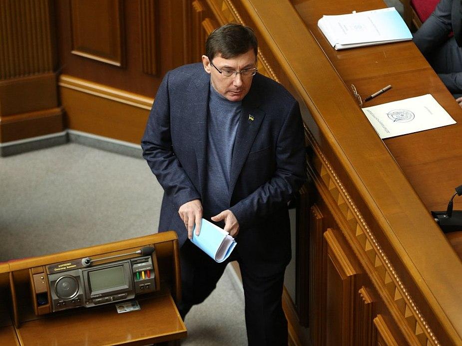 Хантер Байден не нарушал украинские законы, – Луценко