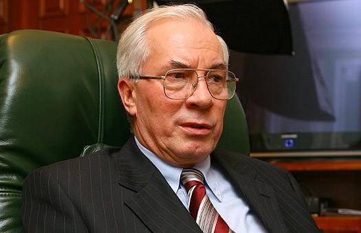 ГПУ вызвала на допрос Азарова