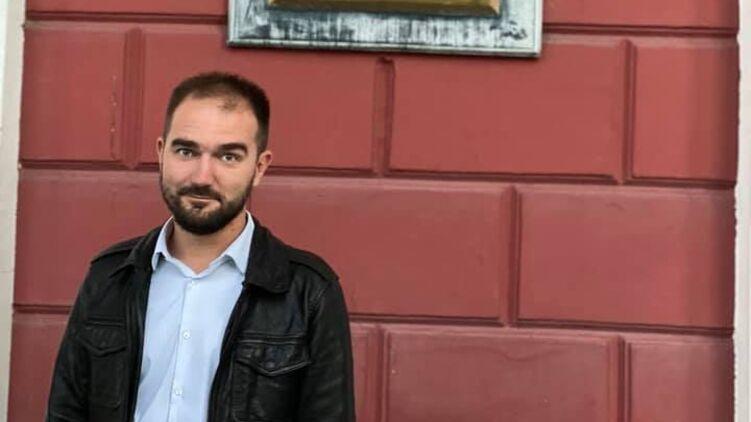"""Юрченко после выхода из СИЗО пришел в Раду: """"Я докажу всем, что я невино..."""