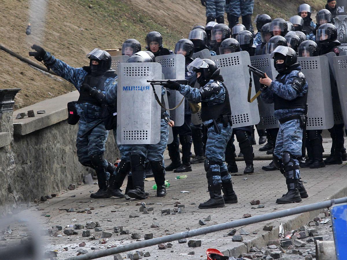 С 1 марта ГПУ таки прекращает расследования преступлений против Майдана