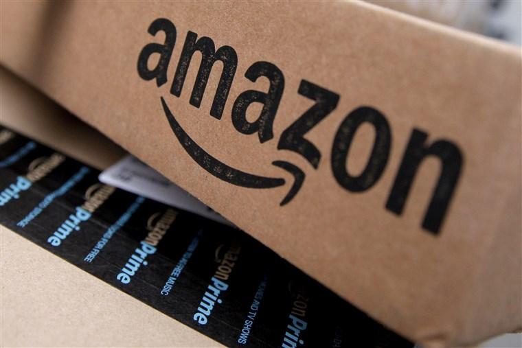Компания Amazon объявила о самой большой прибыли за свою 26-летнюю истор...