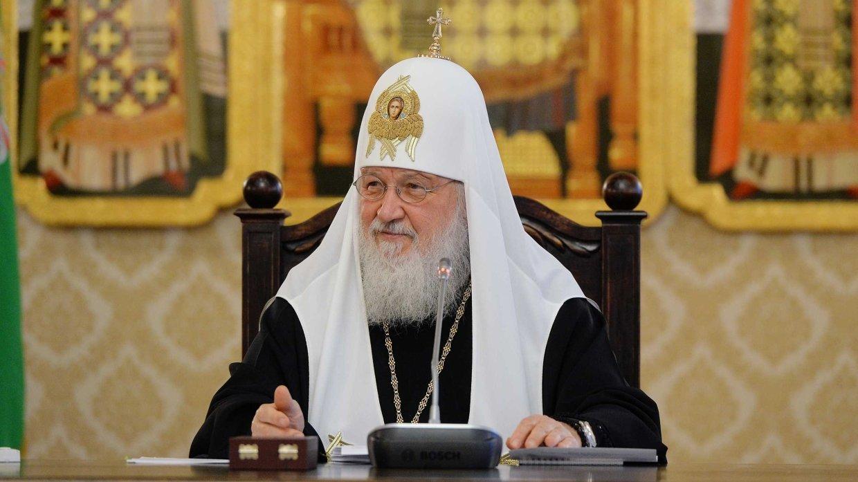 """Патриарх Кирилл созвал """"чрезвычайный собор"""" из-за признания ПЦУ"""