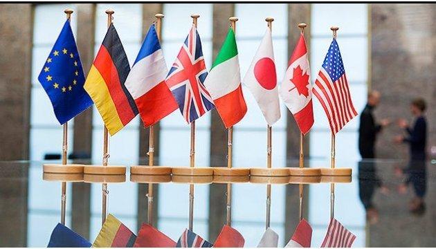 Возвращение России в G7 будет зависеть от прогресса по Украине, – Reuter...