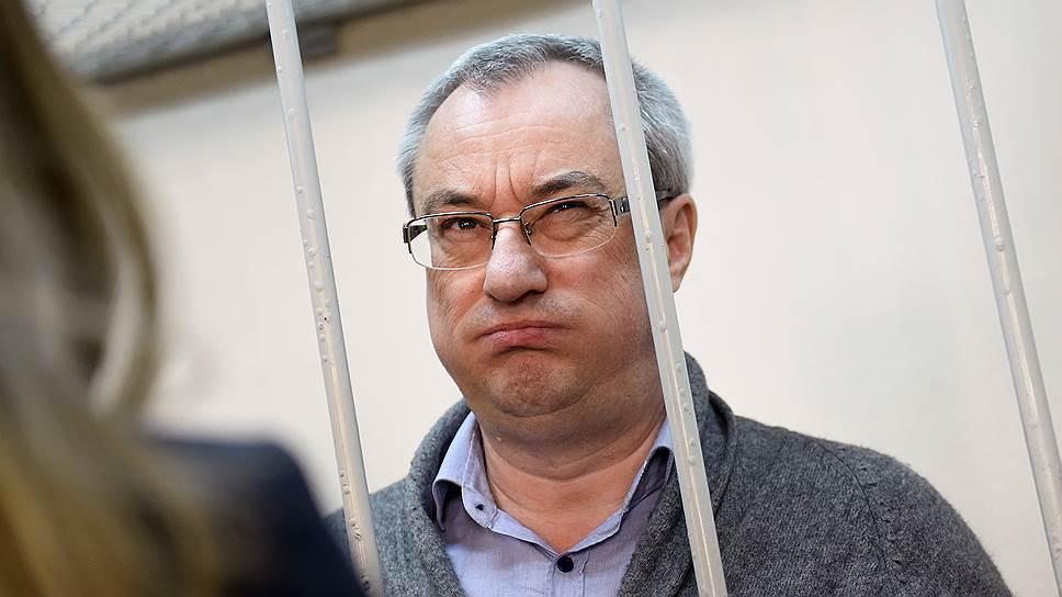 В России посадили на 11 лет экс-главу  Республики Коми