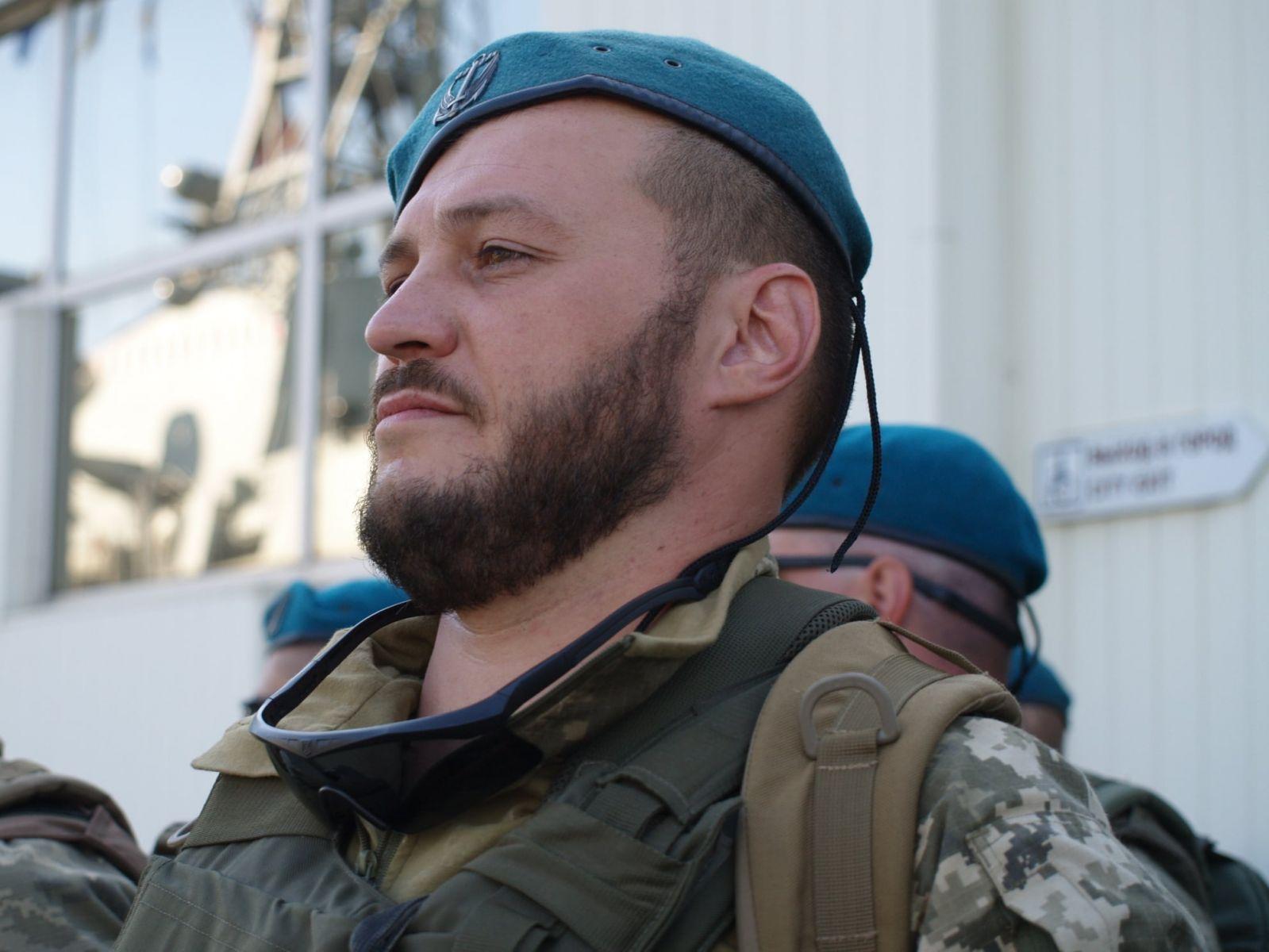 Перенес более 30 операций: умер морпех, раненный на Донбассе снайпером л...