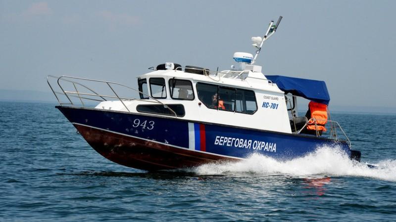 Пограничники РФ задержали в Азовском море судно с украинцами