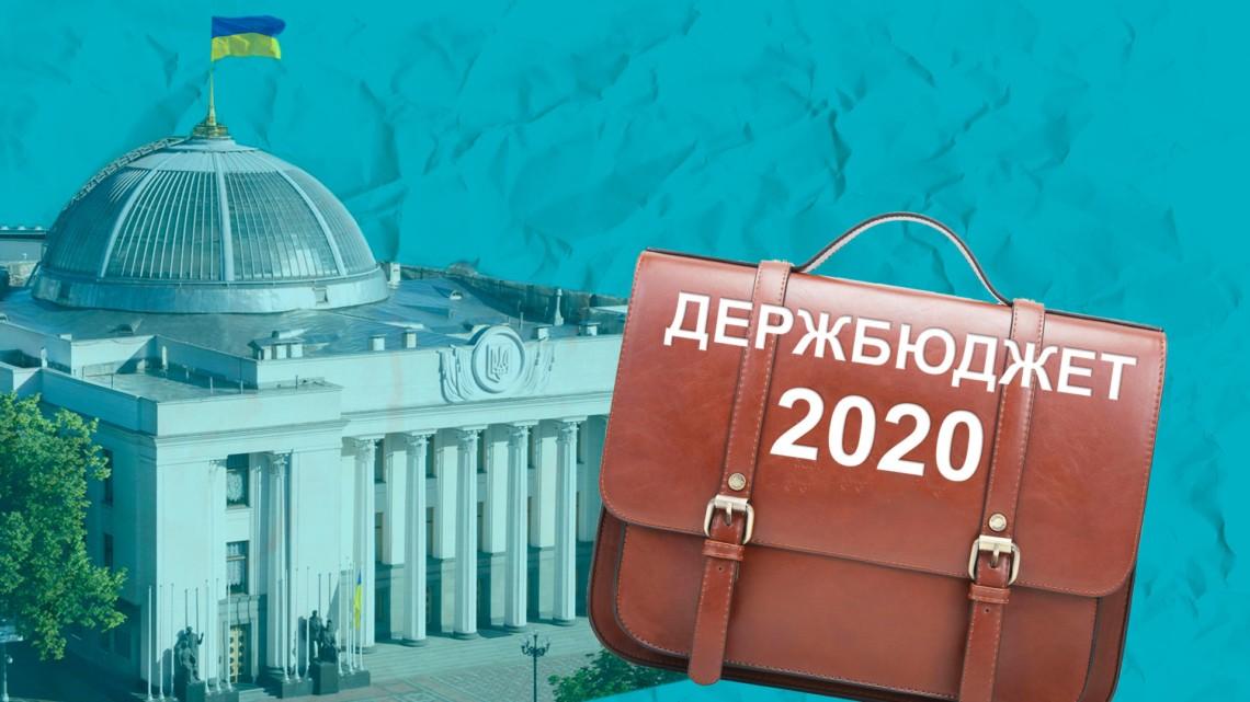 Доходы госбюджета-2020 ожидаются на уровне 1 трлн 79 млрд грн